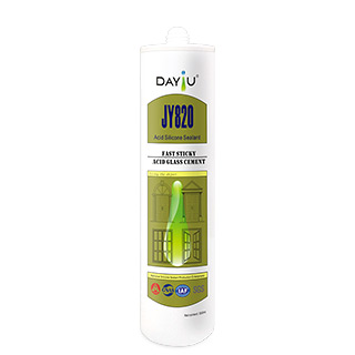 JY820 Fast Sticky Silicone Sealant